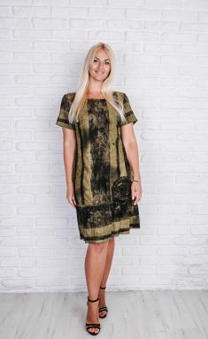 Dress Avila 0514 xaki