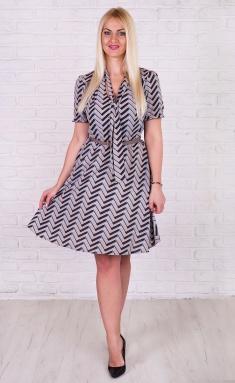 Dress Avila 0709 bezh