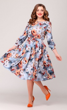 Dress Asolia 2369/1 narciss