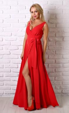 Dress Avila 0632 krasnyj