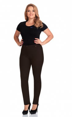 Trousers Golden Valley 1008 korichn bryuki