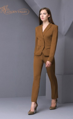 Suit Golden Valley 6099 sv.korichn