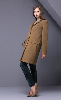 Coat Golden Valley 7048 korichn