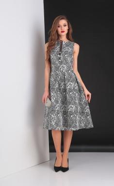 Dress Viola Style 0807 ch/b