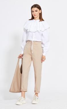 Trousers EOLA 2021 bezh