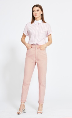 Trousers EOLA 2021 pudr