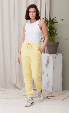 Trousers JRSy 2029 zhelt