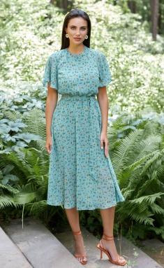 Dress AYZE 2039 zelenyj