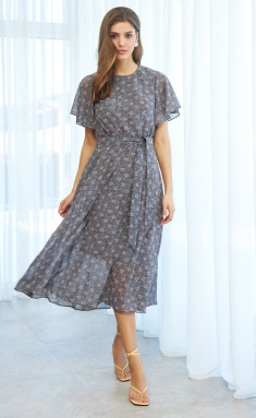 Dress AYZE 2050 multikolor