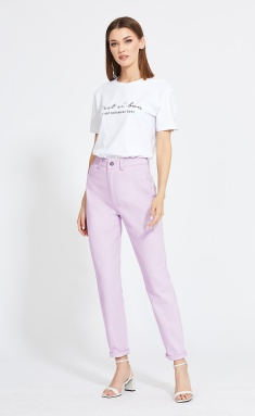 Trousers EOLA 2054 lav