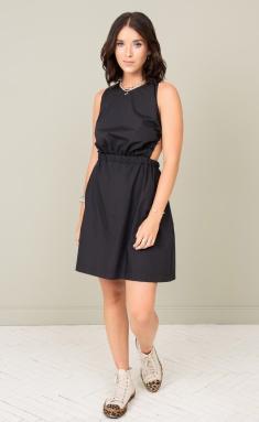Dress JRSy 2054 chern