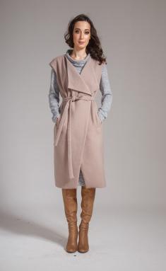 Coat Amori 2057 bezh 170