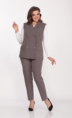 Suit Lady Style Classic 2059