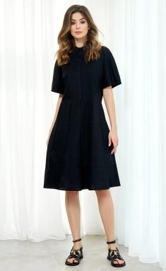 Dress AYZE 2070 chernyj