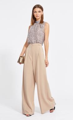 Trousers EOLA 2094 bezh