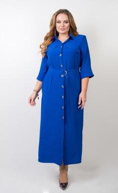 Dress Trikotex-Style M 2120 vasilek
