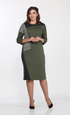 Dress Lady Style Classic 2153