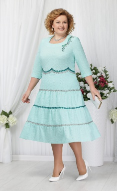 Dress Ninele 2153 sv.zel