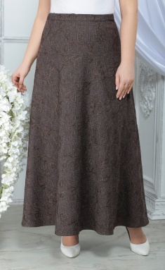 Skirt Ninele 0216 korichn