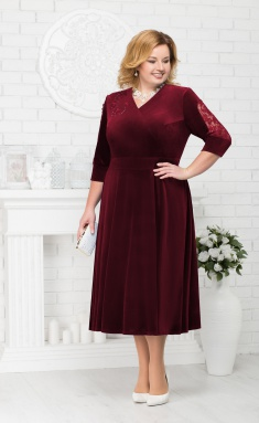 Dress Ninele 2187 bord