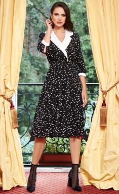 Dress AYZE 2192 chernyj