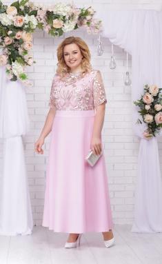 Dress Ninele 2195 pudr