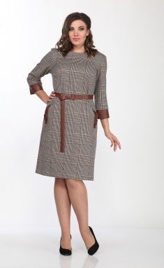 Dress Lady Style Classic 2198