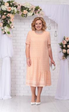 Dress Ninele 2206 persik