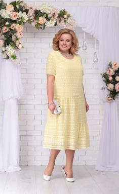 Dress Ninele 2206 zhelt