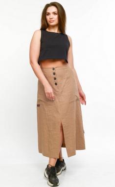 Skirt MALI 221-043 mindalnyj