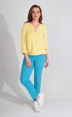 Blouse Golden Valley 2211 sv.zheltyj