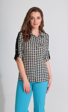 Blouse Golden Valley 2213 cherno-krem