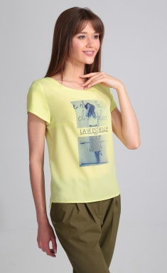 Blouse Golden Valley 2216-1 limon