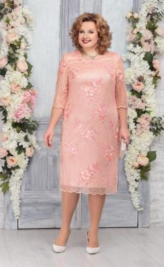 Dress Ninele 2237 pudr