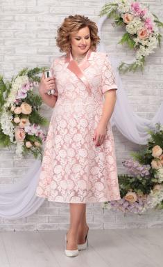 Dress Ninele 2249 pudr
