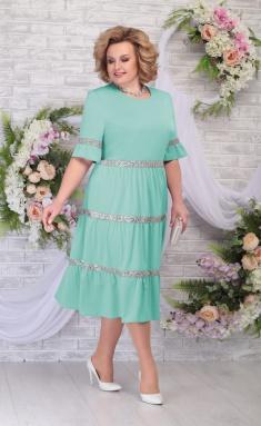 Dress Ninele 2255 svetlo-zel
