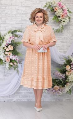 Dress Ninele 2256 persik