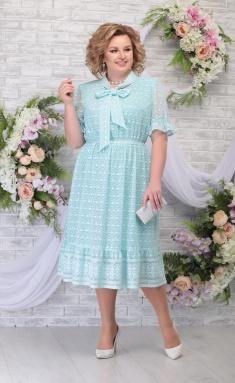 Dress Ninele 2256 svetlo-zel