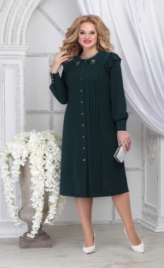 Dress Ninele 2278 izumr