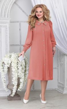 Dress Ninele 2278 persik