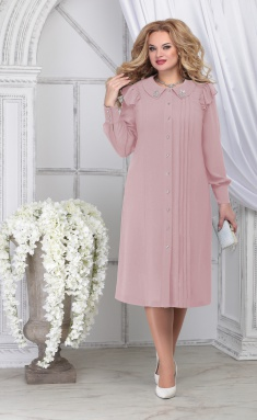 Dress Ninele 2278 pudr