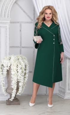 Dress Ninele 2279 izumr