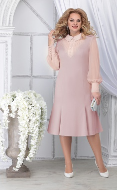 Dress Ninele 2280 pudr