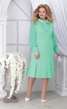 Dress Ninele 2280 svetlo-zel