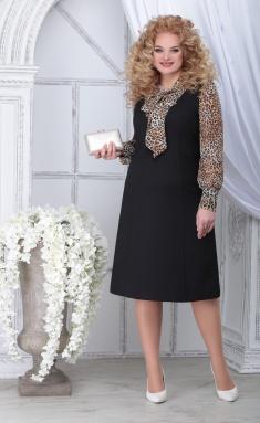 Dress Ninele 2281 leopard