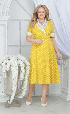 Dress Ninele 2290 zhelt