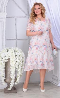 Dress Ninele 2294 chajnaya roza