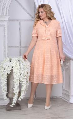 Dress Ninele 2295 persik