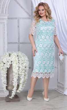 Dress Ninele 2296 svetlo-zel