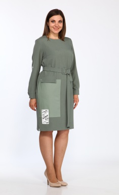 Dress Lady Style Classic 2304